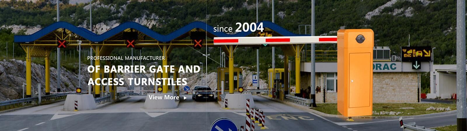 China best Automatic Barrier Gate on sales