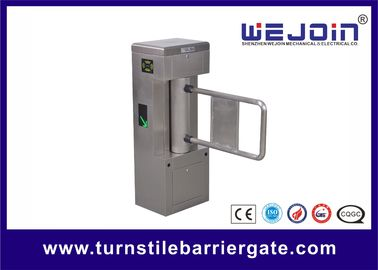 China Safety Access Control Swing Barrier Gate With Voltage Of DC24V factory