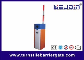 China White Orange Car Park Barrier Arms Automatic Vehicle Barriers CE ISO Approval factory