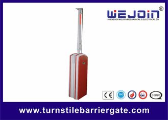 Bi - directional Straight boom Manual Parking Barrier Gate for Highway Toll