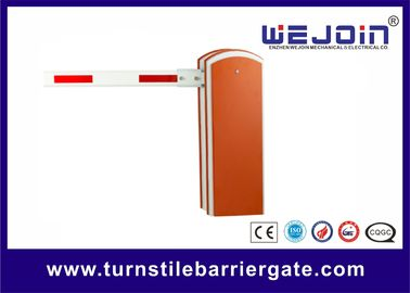 China Manual Straight Boom car park barriers road Gate With Bi-direction factory