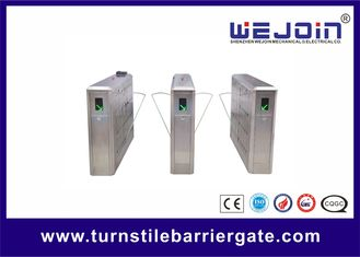 Security Flap Barrier Gate Entry Systems