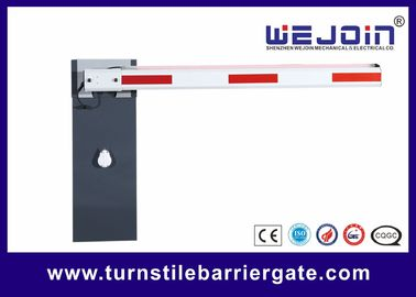 Security Traffic Automatic Boom Barrier Gate System With Mannual Clutch