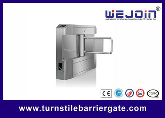 China Full Automatic OEM Swing Barrier Gate CE Approved 304 Stainless Steel factory