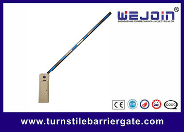 CE Approved Toll Gate Car Parking Electronic Boom Barrier For Highway