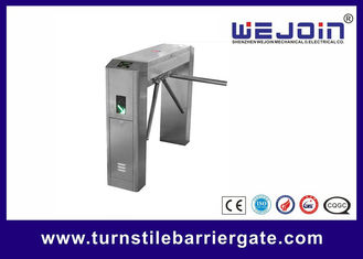 Aluminum Alloy Motor Security Barrier Gates , Turnstile Access Control System