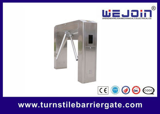 Automatic Tripod Turnstile Gate Access Control system For Intelligent Mangement