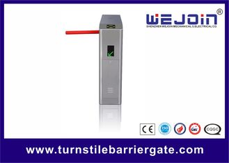 Barcode Scanner Metro Station Turnstile Access Control Security Systems 110/220V