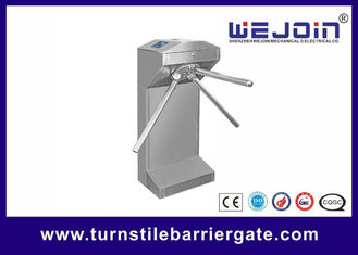 China Automatic Access Control System Tripod Turnstile Gate Pedestrian factory