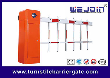 High Speed Turnstile Access Control Security Systems Automatic Steel Folding Road Barrier