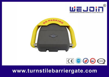 Self Locking Car Parking Space Barrier Automatic Remote Control High Strength