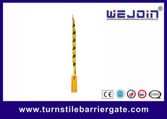 CE Approved Toll Gate Car Park Barriers Access Control Boom Gate Steel Housing