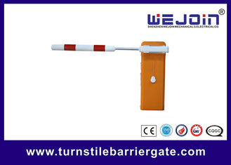 Heavy Duty Arm Auto Reverse Toll Gate Station Barrier Gate 8 Metes Max Boom Length