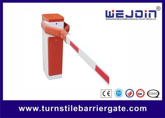 High Speed Vehicle Access Barriers , RFID Smart Road Entrance Barrier Gate