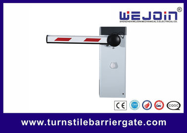 Highly Secure Intelligent Barrier Gate Electric Manual Release With Straight Barrier Arm