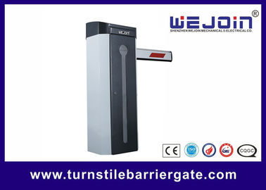 Boom Intelligent Barrier Gate Automatic Parking System 120 Watt With AC Motor