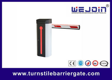Manual Release Smart RFID Card Reader Access Boom Barrier Gate For Toll Gate System