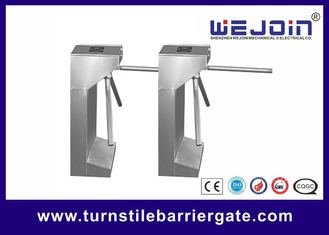 China Security Control Tripod Turnstile Gate , Turnstile Entry Systems 1 Year Warranty factory