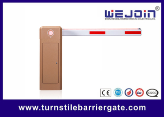 China Traffic Boom Vehicle Barrier Gate 180 Degree Folding Boom For Car Parking System factory