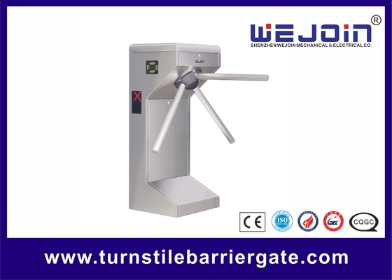 China Supermarket Safety Tripod Turnstile Barrier Gate for Customers Access Management factory