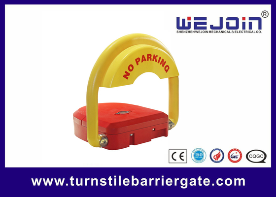China Burglarproof Parking Spot Lock , Parking Space Barrier DC12V Standard Voltage factory