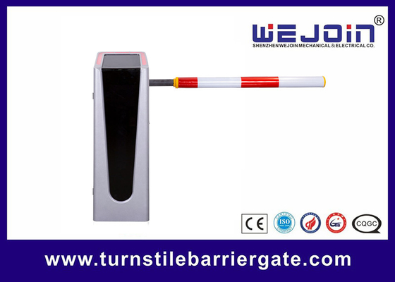 Round Boom Type Parking Barrier Gate 5 Million Operating Times Long Service Life