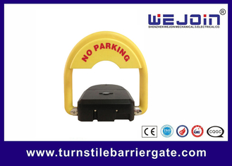 China Parking Access Control , Black Parking Position Lock , Practical Parking Lot Equipment factory