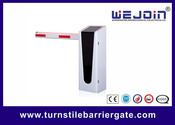 China LED Straight Arm Entrance Barrier Gate , Parking Access Control Gates For Road Safety factory