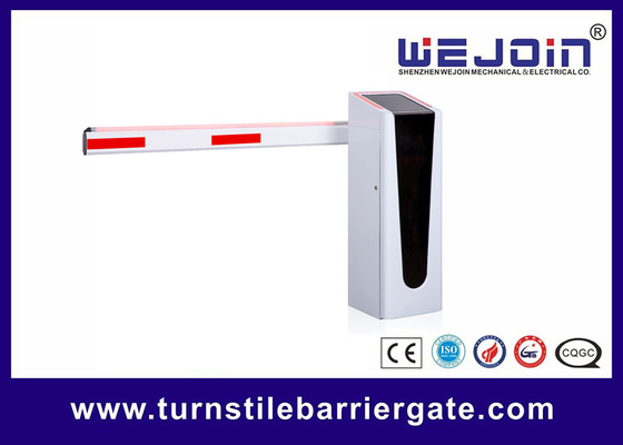 China Automatic Parking Lot Gate Control Systems Straight Boom / 90° 180° Folding Boom Barrier Gate factory