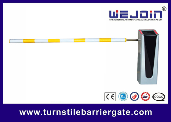 China Servo Motor Parking Barrier Gate Straight / Fencing / Folding Arm High Compatibility factory