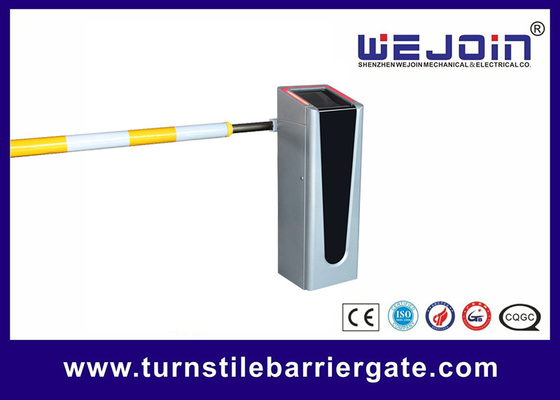 China Automatic Arm Drop Parking Barrier Gate Electronic Clutch Design For RFID Parking Control factory