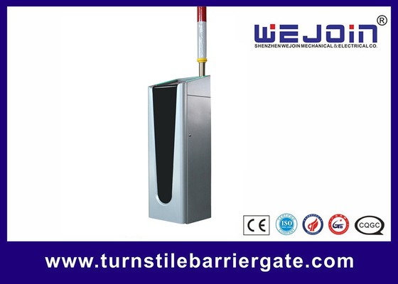 China Adjustable Traffic Barrier Gate , Electronic Drop Arm Barrier Fast Running Speed factory