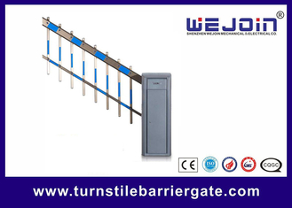 China Electic Boom Automatic Barrier Gate 220VAC 50Hz WJCB02H For Parking Lots factory