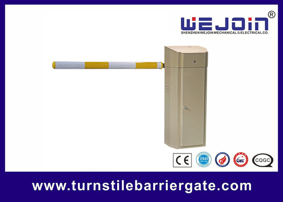 China Max 6m Boom Length Automatic Barrier Gate Swiping Card System With Access Control factory