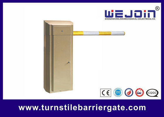 China High Durability Entrance Barrier Gate 100W Rated With Aluminum Alloy Arm Material factory