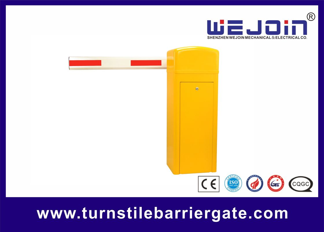 Automatic security barrier gate traffic arm barriers steel