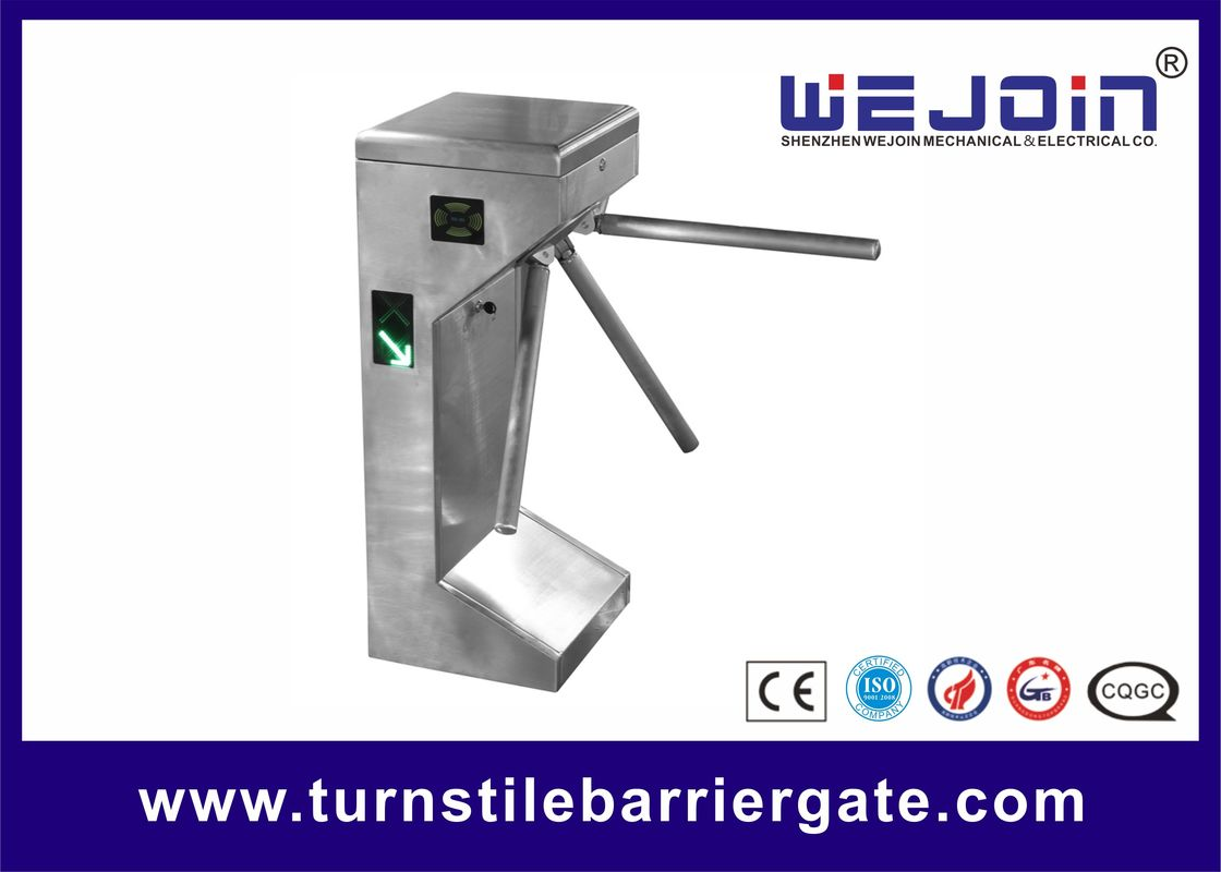 Tripod Turnstile Gate Entrance Gate Security Systems