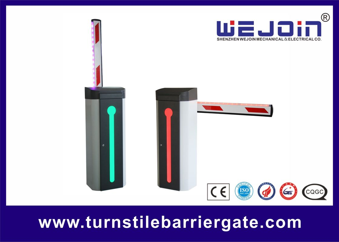 Security Auto - Reverse Electric Barrier Gate Parking Space Management System supplier