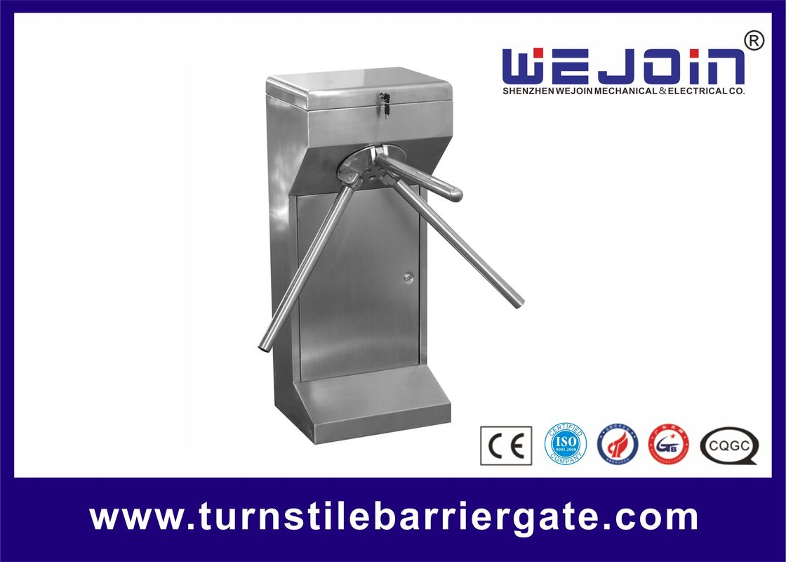 Company Security Metro Turnstile Barrier Gate Vehicle Access Control