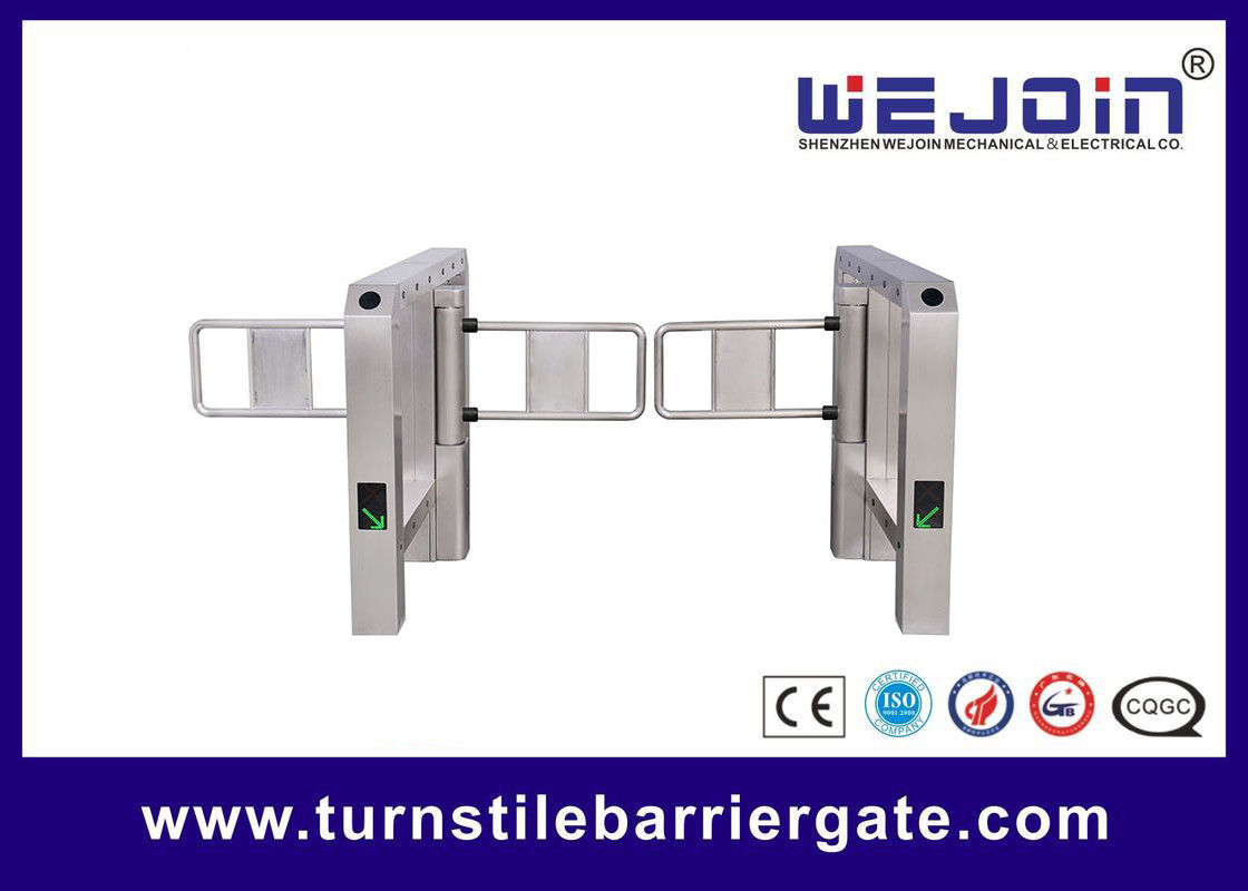 Electronic Access Control Turnstile Gate supplier