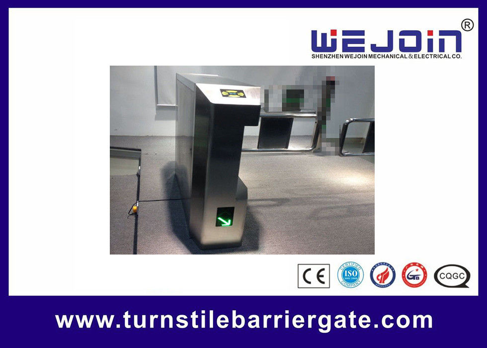 500-900 mm Arm Length Swing Barrier Gate Systems With Dry Contact Interface supplier