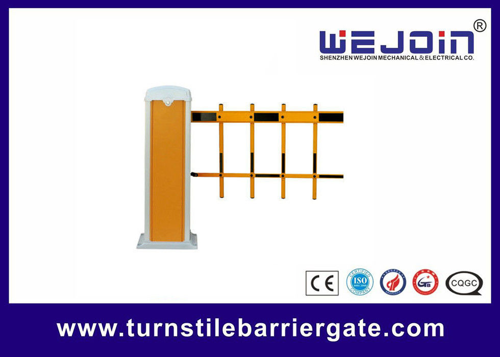 Parking Gate System Electronic Barrier Gates Compatible With Bi - directional
