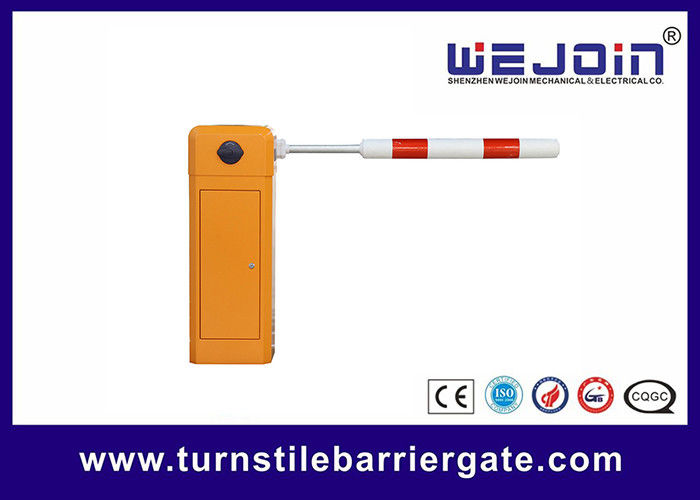 Electric Automatic Barrier Gate Parking System Barrier Iron Housing Material