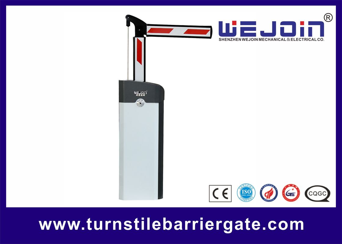 Automatic Access Control Barriers Parking Toll System High Speed IP44 Protection supplier