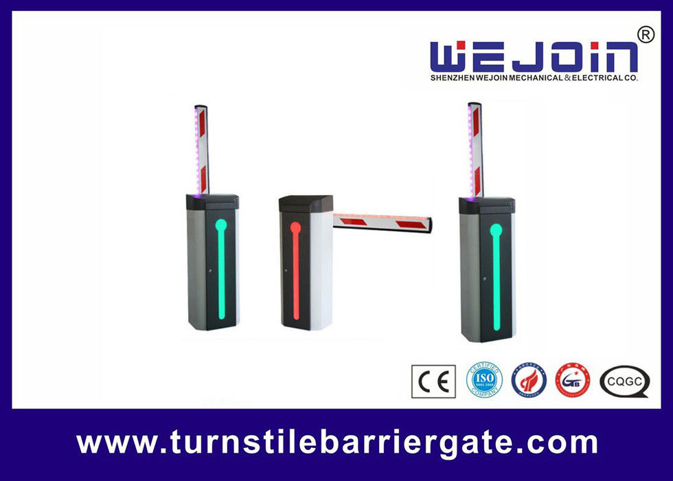 120 Watt Turnstile Gate Systems AC Motor For Gate Road Traffic Access Control supplier
