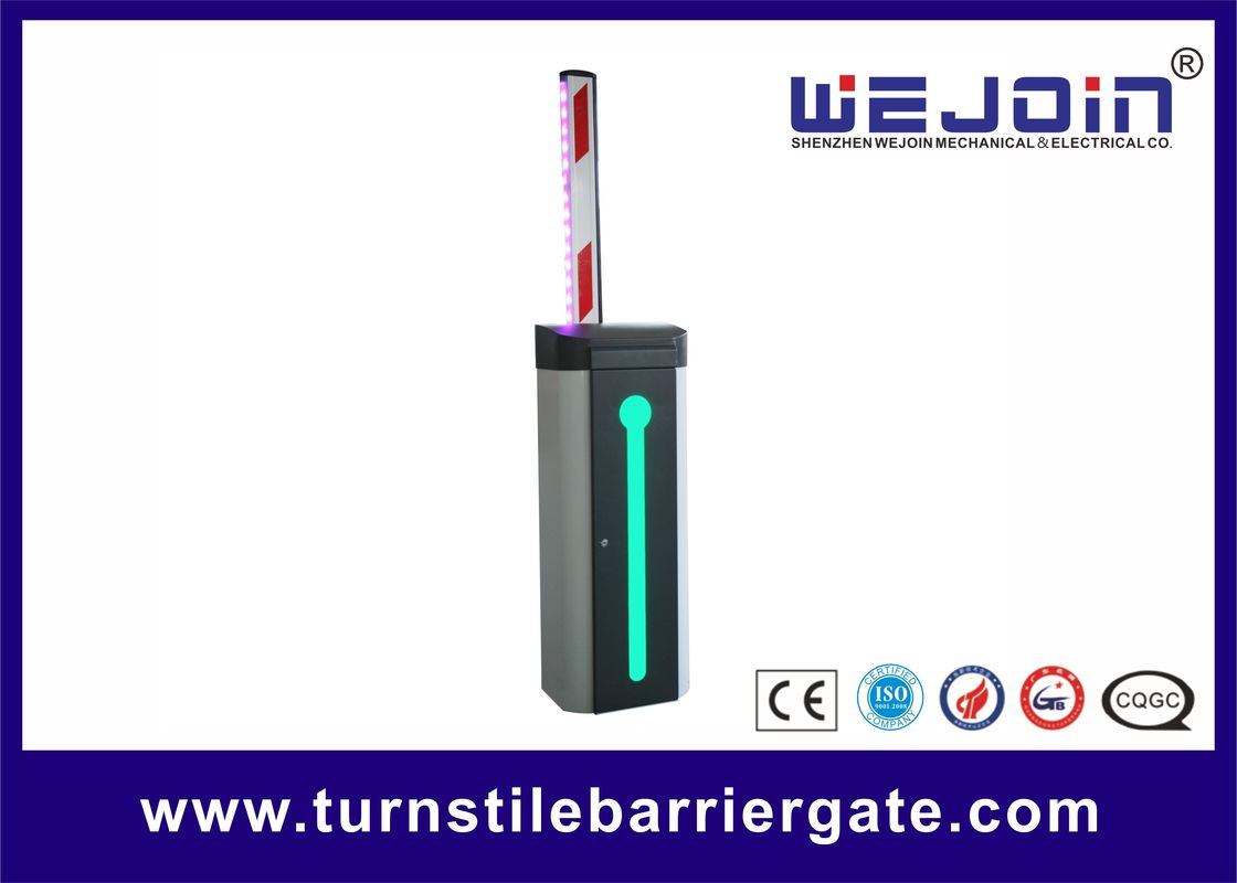 Intelligent Automatic Turnstile Access Control System Road Barrier Gate For Highway Toll supplier