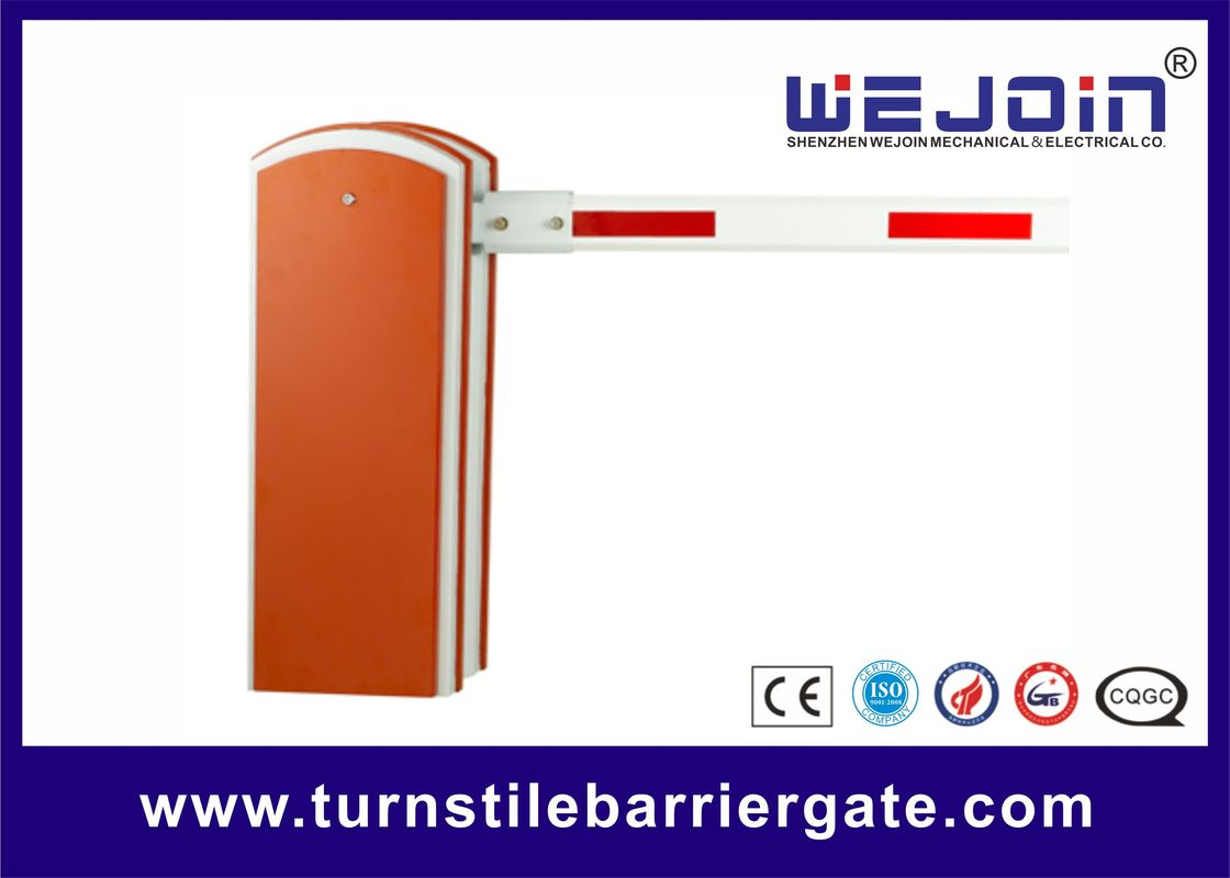 1.4s High Speed Boom Gate Access Control , Security Boom Barrier For Parking Vehicle supplier