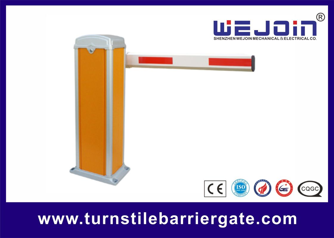 Security Parking Barrier Gates , Automatic Parking Barrier For Car Access Control supplier