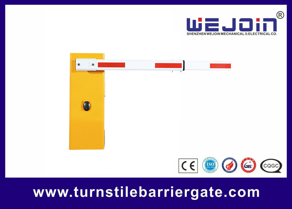 High Speed Car Park Barrier Entry Systems 50/60HZ For Vehicle Access Control supplier