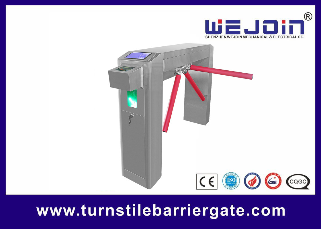 Double Direction Automatic Gate Barrier System , Traffic Barrier Gate 110V / 220V supplier